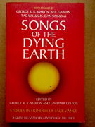 Songs of the Dying Earth - Stories in Honour of Jack Vance - Edited by George R. R. Martin & Gardner Dozois (käytetty)