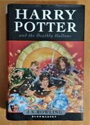 Harry Potter and the Deathly Hallows - J.K. Rowling (käytetty)