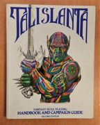 Talislanta Handbook and Campaign Guide - Stephan Michael Sechi