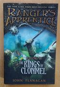 Kings of Clonmel: Book Eight (Ranger's Apprentice) - John A. Flanagan (käytetty)