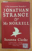 Jonathan Strange and Mr Norrell - Susanna Clarke (käytetty)