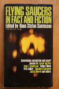 Hans Stefan Santesson: Flying Saucers in Fact and Fiction (käytetty)