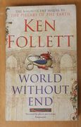 Ken Follett: World Without End (käytetty)