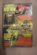 The Mammoth Book of Best New Science Fiction: No.14 (käytetty, englanti)