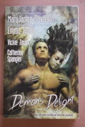 Demon's Delight -  MaryJanice Davidson,‎ Emma Holly,‎ Vickie Taylor,‎ Catherine Spangler  (käytetty)