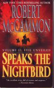 Robert McCammon: Evil unveiled - Speaks the nightbird 2 (used)