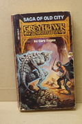 Saga of Old City - Greyhawk Adventures #1 - Gary Gygax (käytetty)