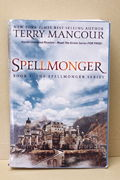 Spellmonger: Book One Of The Spellmonger Series - Terry Mancour  (käytetty)