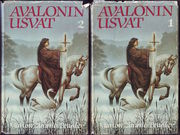 Avalonin usvat/Mists of Avalon - Marion Zimmer Bradley (käytetty)