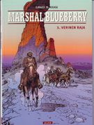 Giraud, Rouge: Marshal Blueberry - 3. Verinen raja (käytetty)