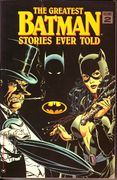 The Greatest Batman Stories Ever Told, volume 2 (käytetty)