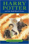 J. K. Rowling: Harry Potter And The Half-Blood Prince (käytetty)