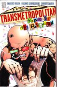 Ellis, Robertson, Ramos: Transmetropolitan - Year of the Bastard (käytetty)