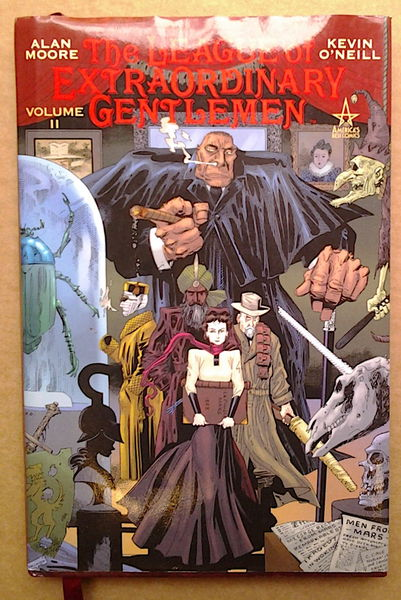 The League of Extraordinary Gentlemen - Volume 2 - Alan Moore & Kevin O'Neill