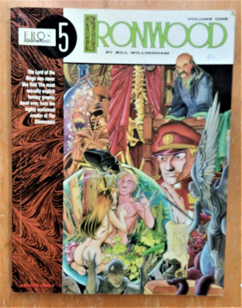 Ironwood, Vol. 1 - Bill Willingham (käytetty)