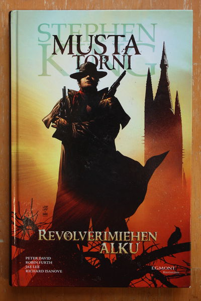 Stephen King - David Peter - Robin Furth - Jae Lee - Richard Isanove: Musta torni I - Revolverimiehen Alku (käytetty)