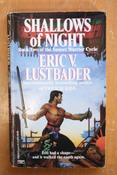 Eric Van Lustbader: Shallows of the Night (käytetty)