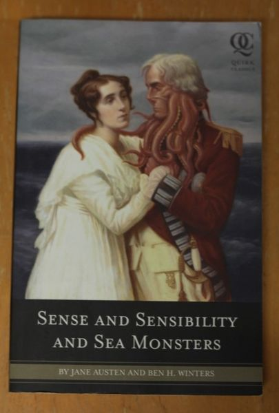 Sense and Sensibility and Sea Monsters - Jane Austen (käytetty)