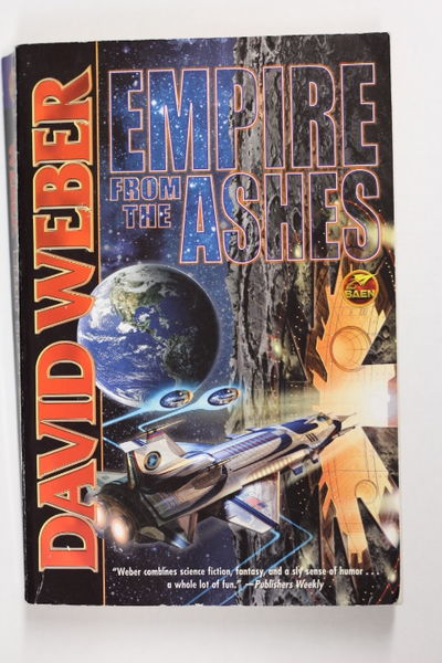 Empire From the Ashes - David Weber (käytetty)