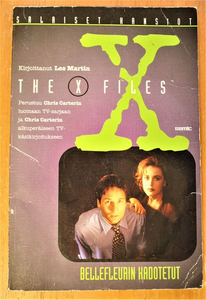 The X files, Bellefleurin kadotetut - Les Martin (käytetty)