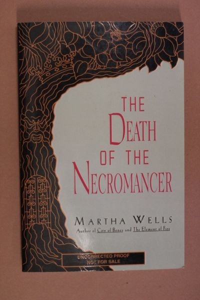 The Death of the Necromancer, Martha Wells (käytetty)