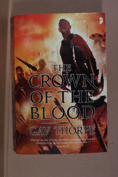 The Crown of the Blood, Gav Thorpe (käytetty)