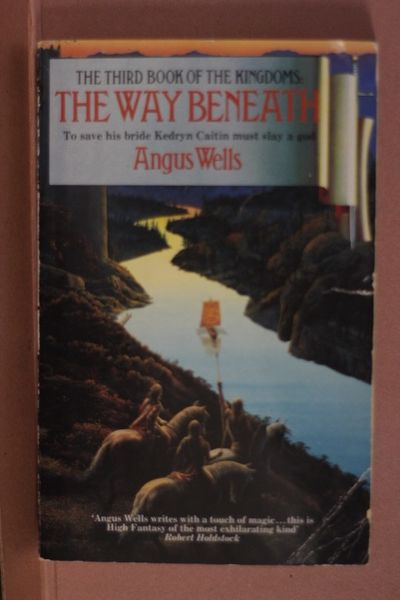 Way Beneath, Angus Wells (käytetty)
