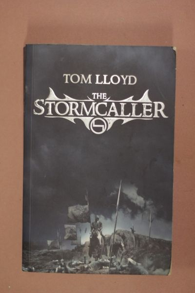 The Stormcaller, Tom Lloyd (käytetty)