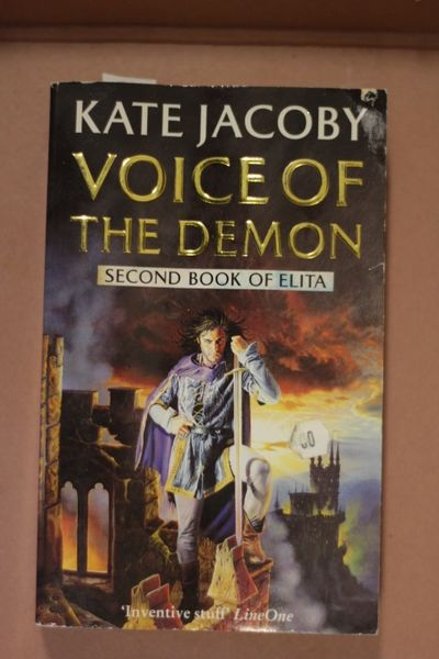 Voice of the Demon, Kate Jacoby (käytetty pokkari)