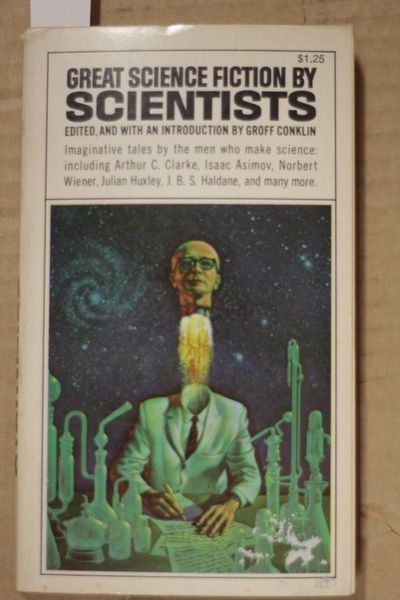 Great Science Fiction by Scientists, Groff Conklin (käytetty)