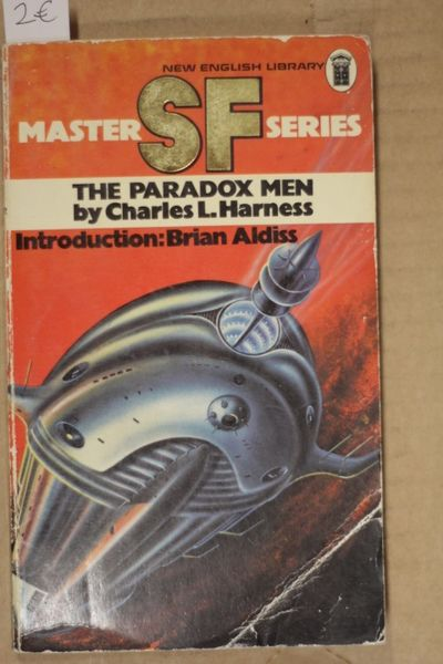The Paradox Men, Charles L. Harness