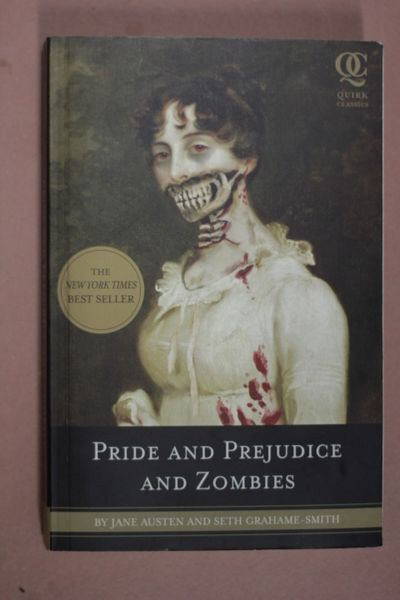 Jane Austen, Seth Grahame-Smith: Pride and Prejudice and Zombies (käytetty)