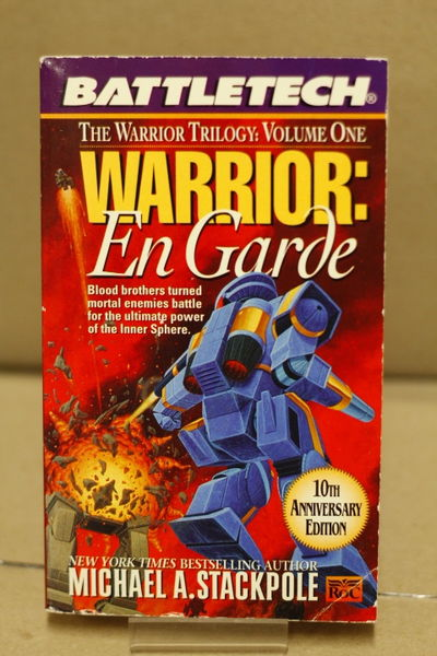 Warrior: En Garde - Battletech The Warrior Trilogy 1 - Michael Stackpole