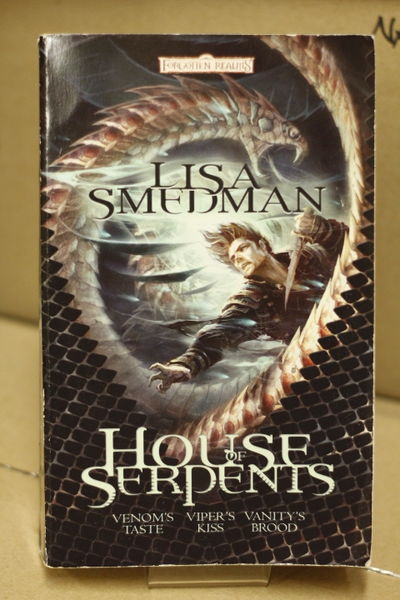 House of Serpents Omnibus - Lisa Smedman (käytetty)