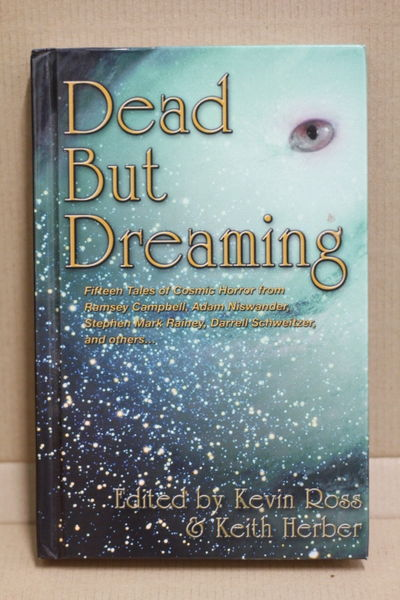 Dead But Dreaming - Ramsey Campbell, Kevin Ross, et al. (käytetty)