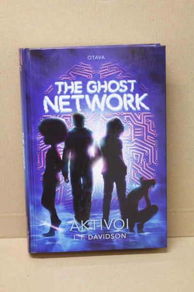 The Ghost Network: Aktivoi - I. I. Davidson (käytetty)