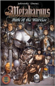 The Metabarons: Path of the Warrior (käytetty)