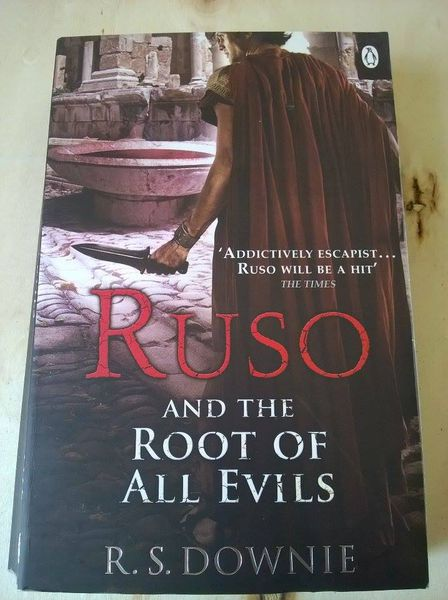 R. S. Downie: Ruso and the Root of All Evils (käytetty)