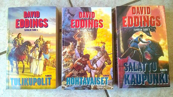 David Eddings: Tamulin taru -sarja