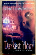 Darkest Hour (Mediator 4) - Jenny Carroll (käytetty)
