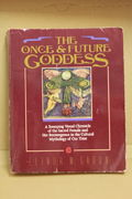 The Once and Future Goddess: A Symbol for Our Time - Elinor Gadon  (käytetty)