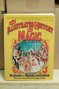 The Illustrated History of Magic by Milbourne & Maurine Christopher, (käytetty)
