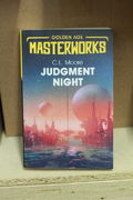 Judgment Night: A Selection of Science Fiction - C.L. Moore (käytetty)