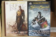 George R.R. Martin's Game of Thrones - graphic novels