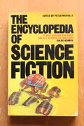 Peter Nicholls (ed.): The Encyclopedia of Science Fiction: An Illustrated A to Z (käytetty)