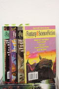 The Magazine of Fantasy & Science Fiction