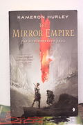 The Mirror Empire - Kameron Hurley (käytetty)