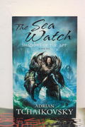 The Sea Watch: Shadows of the Apt Book 6 - Adrian Tchaikovsky  (käytetty)