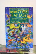 The Mammoth Book of Awesome Comic Fantasy (käytetty)
