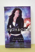 Highborn (The Dark Redemption 1) - Yvonne Navarro (käytetty)